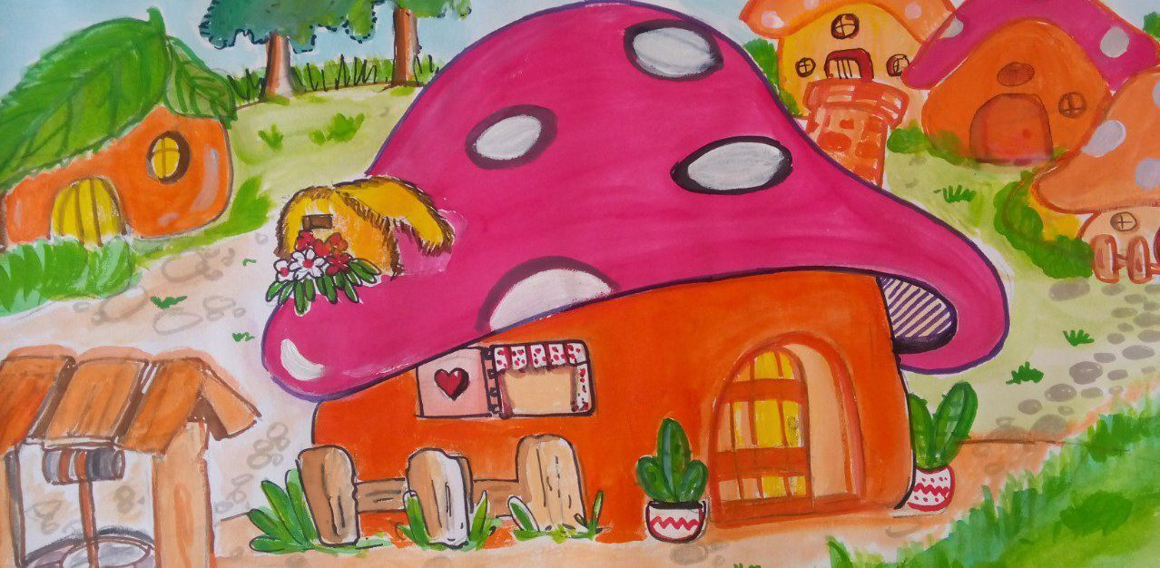98 Gambar Rumah Jamur Gratis